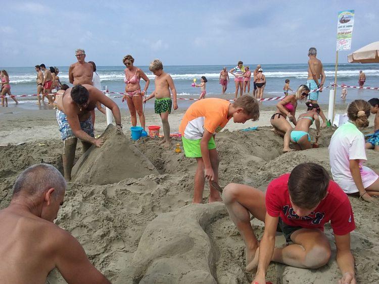 festival castelli sabbia