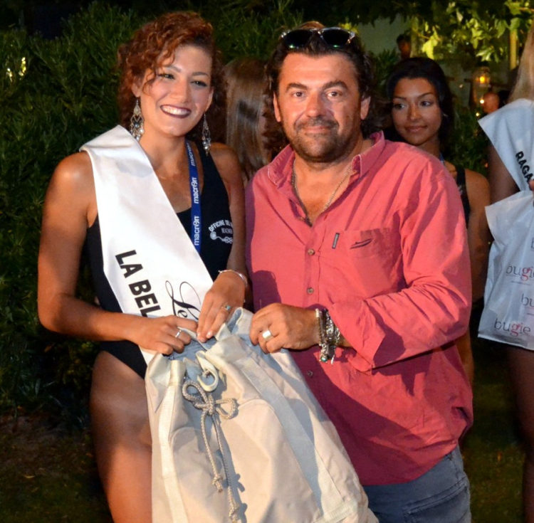 miss bellezza lido estate mascotte