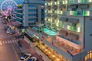 Hotel villa jolanda | lido di camaiore